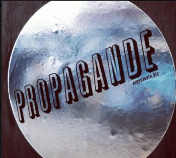 PROPAGANDE - Rocking Chair Vevey