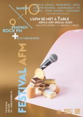 L'AFM SE MET À TABLE – FESTIVAL - Rocking Chair Vevey