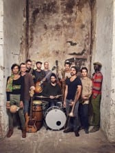 LIVE IN VEVEY – AFRICAN GROOVE WITH PROFESSOR WOUASSA (CH) - Rocking Chair Vevey