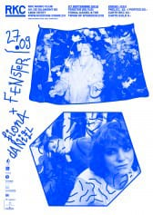 Fenster (DE/US) + Fiona Daniel & The Twins of Steroids (CH) - Rocking Chair Vevey