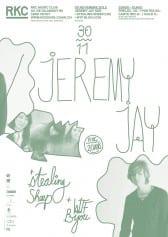 Jeremy Jay (US) + Stealing Sheep (UK) + WTF Bijou (CH) - Rocking Chair Vevey
