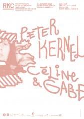 Peter Kernel (CH-CA) + Céline & Gabe (CH) - Rocking Chair Vevey