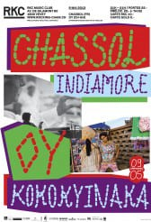 CHASSOL « INDIAMORE » (FR) +  OY (CH-GH) - Rocking Chair Vevey