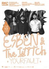 Esben and The Witch (UK) + Your Fault (CH) - Rocking Chair Vevey