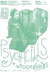 Psychic Ills (US) + Widdershins (CH) - Rocking Chair Vevey