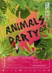 ANIMALS PARTY ∆2 – Les Diplomates (F) - Rocking Chair Vevey