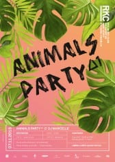 ANIMALS PARTY ∆1 – DJ MARCELLE - Rocking Chair Vevey