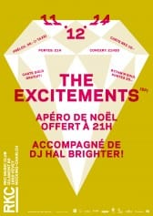 THE EXCITEMENTS (SP) - Rocking Chair Vevey