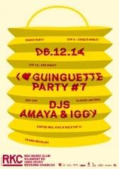 I ♥ Guinguette party #7 - Rocking Chair Vevey
