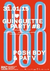I ♥ Guinguette party #8 - Rocking Chair Vevey
