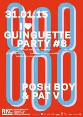 I ♥ Guinguette party #8 - Rocking Chair Vevey