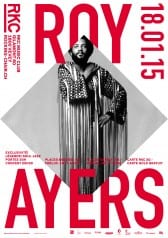 ROY AYERS (US) – Exclusivité! - Rocking Chair Vevey