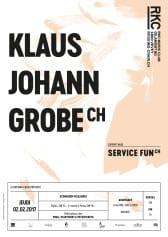 KLAUS JOHANN GROBE (CH) + SERVICE FUN (CH) - Rocking Chair Vevey