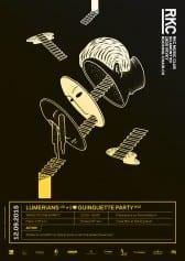 LUMERIANS (US) + I ♥ GUINGUETTE PARTY #12 - Rocking Chair Vevey