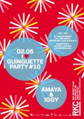 I ♥ GUINGUETTE PARTY #10 - Rocking Chair Vevey