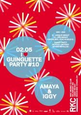 I ♥ GUINGUETTE PARTY #10 - Rocking Chair Vevey