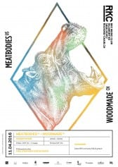 MEATBODIES (US) + WOODMADE (CH) - Rocking Chair Vevey