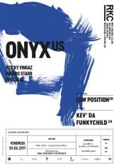 ONYX & DJ ILLEGAL (US) + LOW POSITION (CH) + KEV' DA FUNKYCHILD (CH) - Rocking Chair Vevey