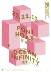 PONI HOAX (FR) + OCEAN, INFINITY (Dj set, CH) - Rocking Chair Vevey