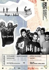 PUTS MARIE (CH) + MAGIC & NAKED (CH) + OPERA SAUVAGE (CH) - Rocking Chair Vevey