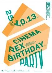 CINEMA REX BIRTHDAY PARTY - Rocking Chair Vevey