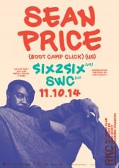 SEAN PRICE (US) + SIX2SIX (US) + SWC (CH) - Rocking Chair Vevey