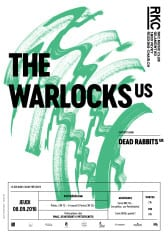 THE WARLOCKS (US) + DEAD RABBITS (UK) - Rocking Chair Vevey