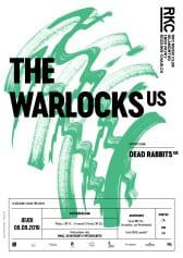 THE WARLOCKS (US) + DEAD RABBITS (UK) - Rocking Chair Vevey
