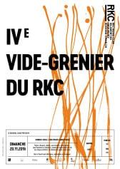IVe VIDE-GRENIER DU RKC - Rocking Chair Vevey