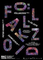 FÖLLAKZOID (Chili) + PETER KERNEL (CH/CA) + ZAHNFLEISCH (CH) - Rocking Chair Vevey