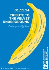 Tribute to the Velvet Underground – hommage à Lou Reed - Rocking Chair Vevey