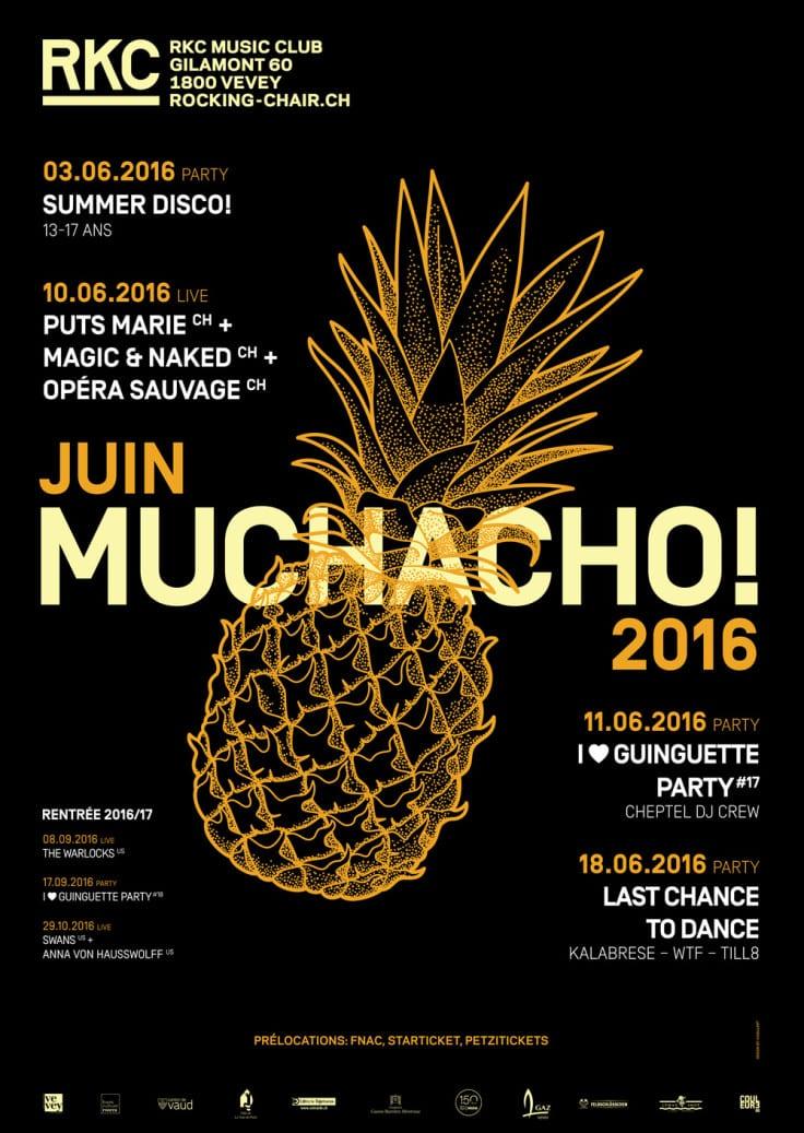 JUIN 2016 - Rocking Chair Vevey