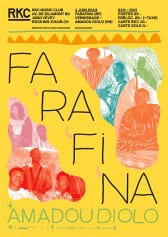 FARAFINA (BF) | Vernissage + Amadou Diolo (SN) - Rocking Chair Vevey