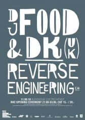 DJ FOOD & DK REVERSE ENGINEERING - Rocking Chair Vevey