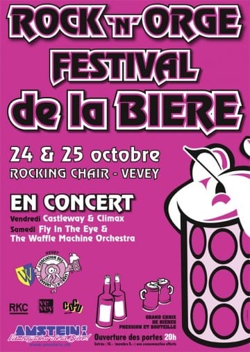 Rock'N'Orge - Rocking Chair Vevey