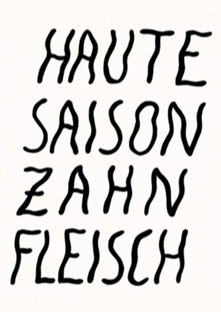 Zahnfest : Vernissage de Haute Saison - Rocking Chair Vevey