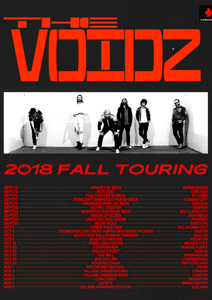 The Voidz (US) – exclusivité suisse ! - Rocking Chair Vevey