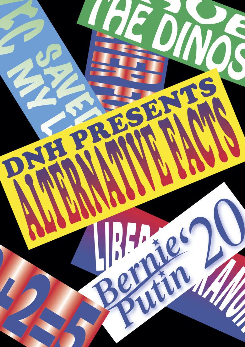 DNH: ALTERNATIVE FACTS - Rocking Chair Vevey