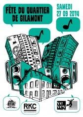 FETE DU QUARTIER DE GILAMONT – Portes ouvertes - Rocking Chair Vevey