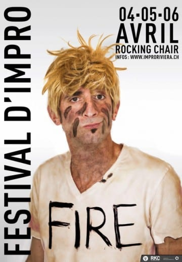 F.I.R.E – Festval Impro Riviera Events - Rocking Chair Vevey