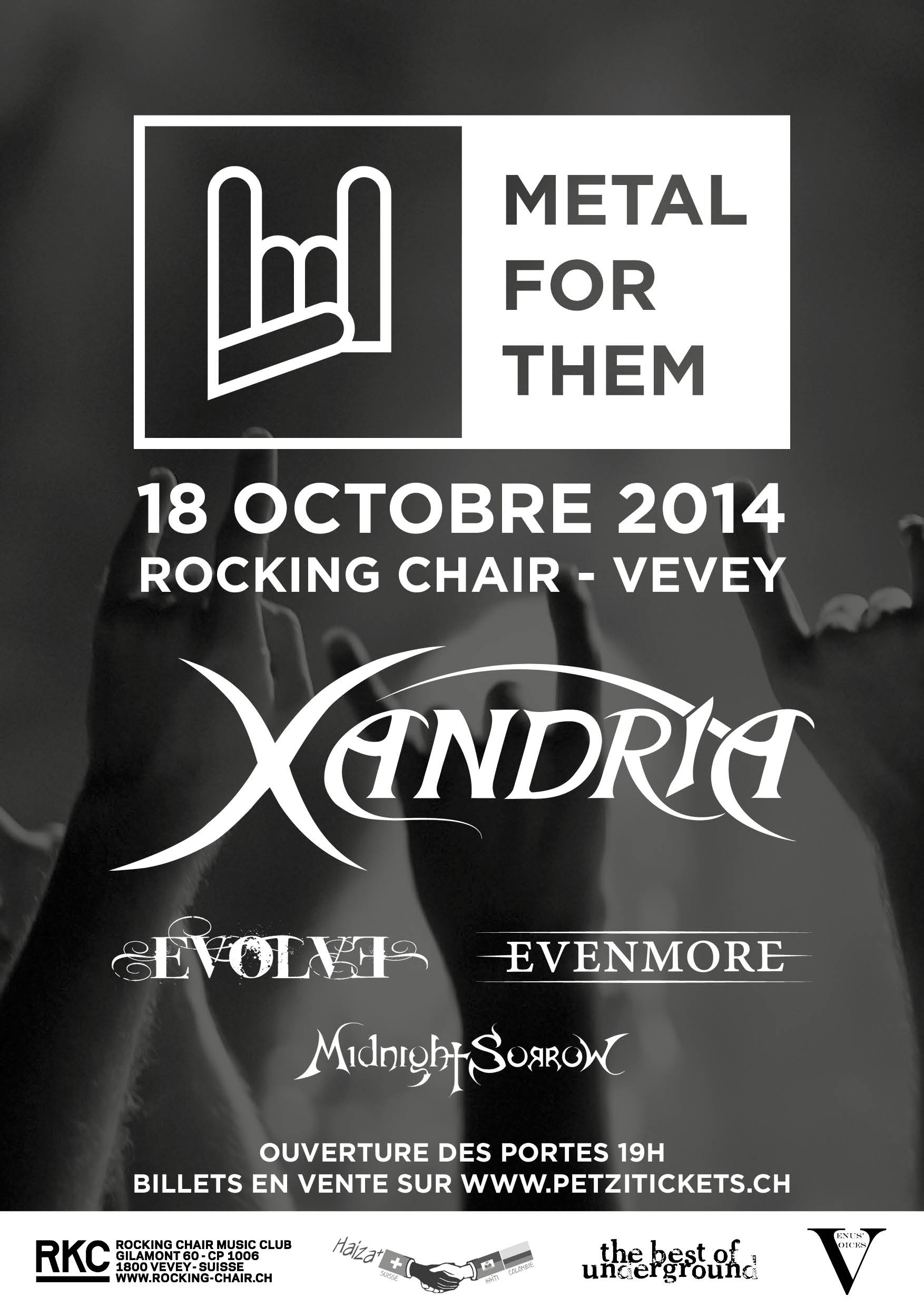 18.10.12 METAL FOR THEM - Rocking Chair Vevey
