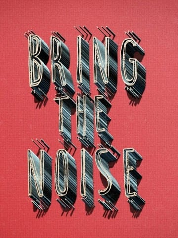 BRING THE NOISE #2 – SOIREE 16-20 ANS - Rocking Chair Vevey